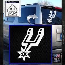 San Antonio Spurs Decal Sticker So A1 Decals
