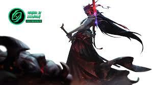 Yone,the Unforgotten - Render (League of Legends) by LoL-Overlay ...