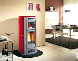 portable wood burning fireplace indoor