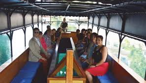 glass bottom boat tours are a must see