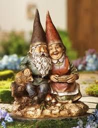 gnome garden gnomes garden statues