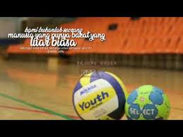 quotes anak volly ball
