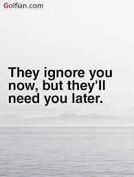 best quotes about someone ignoring you com