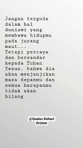 quotes rohani kristen home facebook