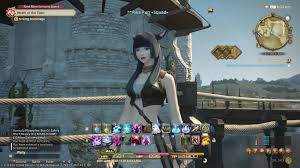 Party up with you in final fantasy xiv by Purrrika