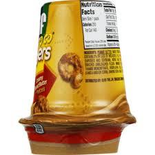 jif to go dippers peanut er creamy