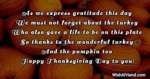 as we express gratitude this day funny thanksgiving quote