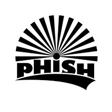 Phish Sticker Decal Sunrise Scene Etsy