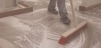 how to acid etch a concrete floor