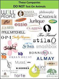testing free makeup brands uk