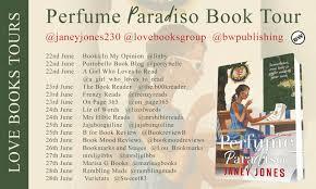 Perfume Paradiso by Janey Jones – Blog Tour – Varietats