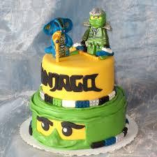 Lego Ninjago Jay Vs Fangdam - CakeCentral.com
