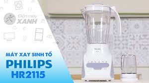Máy xay sinh tố Philips HR2115 - giá rẻ, giao ngay 06/2020