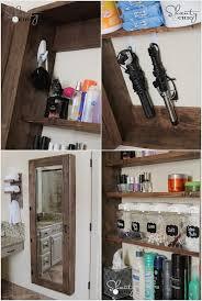 how to make mirror storage case