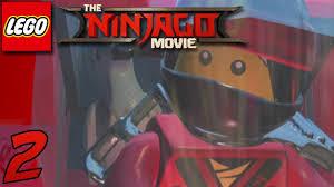 LEGO Ninjago Movie Videogame Gameplay Walkthrough Part 2 KAI AND ...