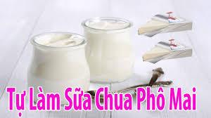 ✅ Cách Làm Sữa Chua Phô Mai Ngon Mịn Thành Công 100%