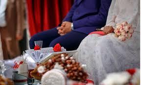 ازدواج۲۰زوج جوان باکمک خیرین