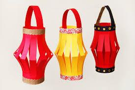 Paper Lanterns Kids Crafts Fun Craft Ideas Firstpalette Com