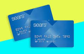 sears rewards credit card 2020