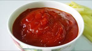 homemade ketchup recipe tomato