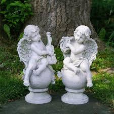 51 garden statues to add an artistic