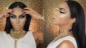 egyptian dess halloween makeup