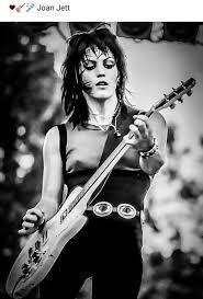 Joan Jett | Joan jett, Female guitarist, Female musicians