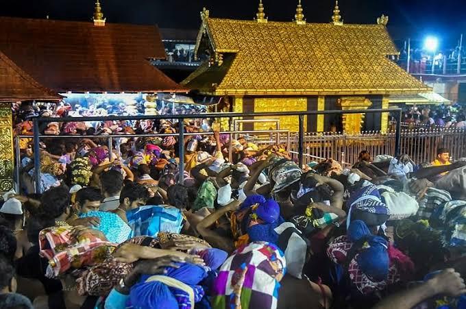 "Image result for sabarimala temple supreme court verdict"""