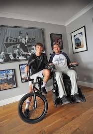 Major fund-raiser being held for Harvington BMX legend   The Evesham  Observer