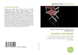 Jonathan Hensleigh, 978-613-0-65309-5, 6130653093 ,9786130653095