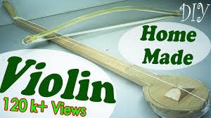 diy violin homemade how to make a