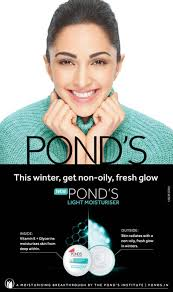 Ponds Light Moisturiser This Winter Get Non Oily Ad in Deccan ...