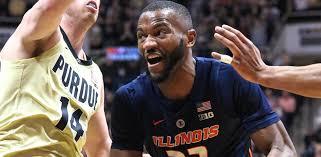 Aaron Jordan - 2018-19 - Men's Basketball - University of Illinois Athletics