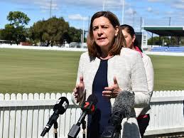 Deb Frecklington hits out at Queensland ...
