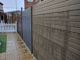 Composite Fencing Better Than Timber Kents Direct