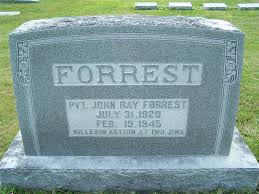 John Ray Forrest (1920-1945) - Find A Grave Memorial