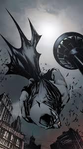 batman ic wallpaper mobile