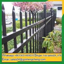 Yannarie Home Steel Fence Cheap Iron Fence Panels For Garden For Sale Wrought Iron Fence Manufacturer From China 107815278