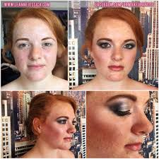 hair and makeup salon for prom