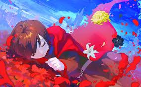 2880x1800 ruby rose lying