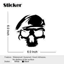 Car Decals For Army Ranger Skull Sticker Laptop Helmet Indoor Outdoor Car Window Truck Vinyl Decor Decals 6inch Wish