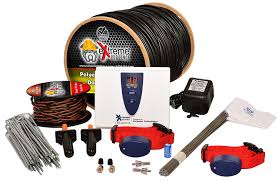 Extreme Dog Fence Electric Dog Fence System For 2 Dogs 500 Ft Of Extreme Dog Fence Wire 1 3 Of An Acre Coverage Walmart Com Walmart Com