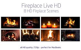 free fireplace live hd for macos
