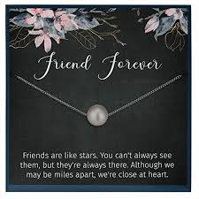 com muse infinite long distance friendship necklace for
