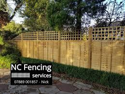 Garden Fence Installation Bristol Areas Nc Fencing Services