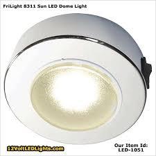 8311 sun 12 volt dome led light
