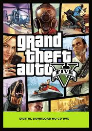Buy Grand Theft Auto V - PC - (ROCKSTAR SOCIAL CLUB DOWNLOAD CODE-NO  CD/DVD) Online at Low Prices in India | Rockstar North Video Games -  Amazon.in