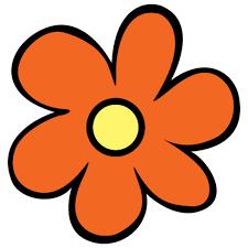 Scooby Doo The Mystery Machine Flower Sticker