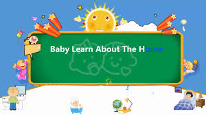 Kids Movies - Giúp Bé Học Tiếng Anh - Baby Learn About The House ...