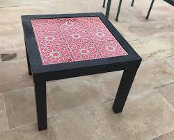 ceramic tile coffee table ikea ers